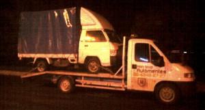 Kisteherautó szállítás